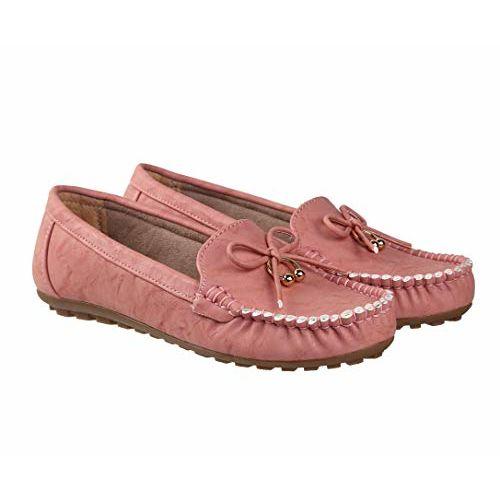 CatBird Women's Pink Loafer -3 UK