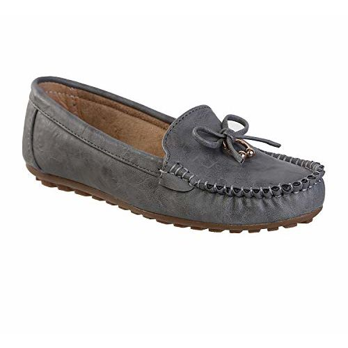 CatBird Women's Dark Grey Loafer -8 UK