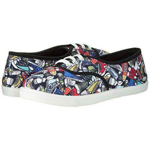ELISE Women's Multhi Sneakers-6UK/India (39 EU) (ELSS19CS-33)