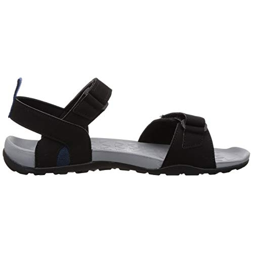 Adidas (CM5985) Black Synthetic Sandals