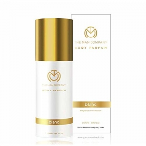 The Man Company Non-Gas Body Perfume For Men - Blanc (120 Ml)   Made in India