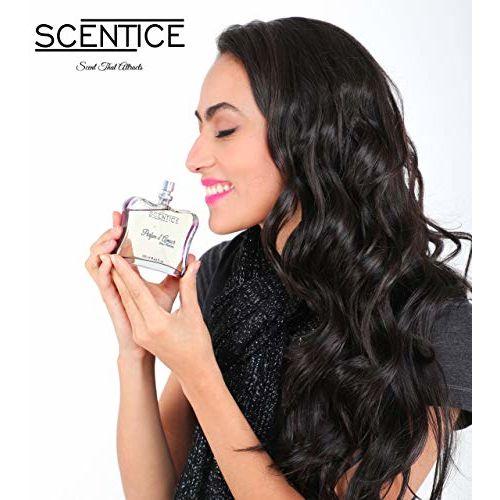 Scentice Parfum d'Amour Eau De Parfum | Long Lasting Perfume For Women | Floral & Fruity | 100 ml