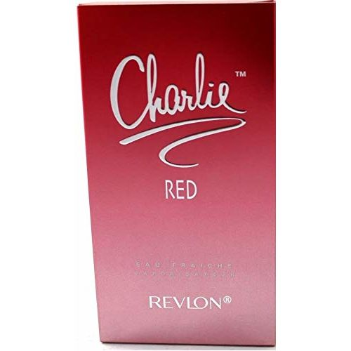 Revlon Charlie Red Eau Fraiche Spray, 100.55 ml