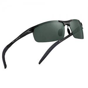 ROYAL SON Green UV Protected  Polarized Sports Stylish Sunglasses