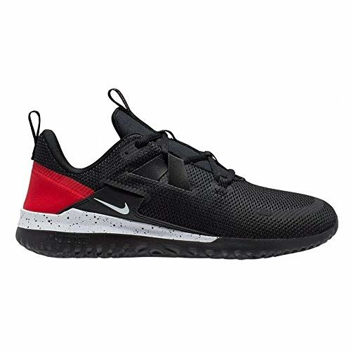 Nike Men's Renew Arena SPT Black/Red Running Shoes-9 UK (44 EU) (10 US) (CJ6026-003)