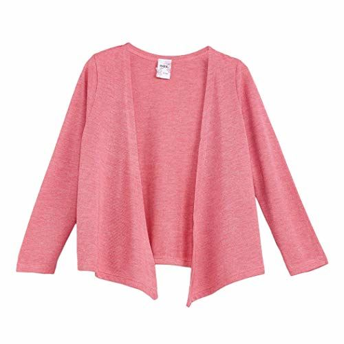 Max Girl's Polyester Cardigan