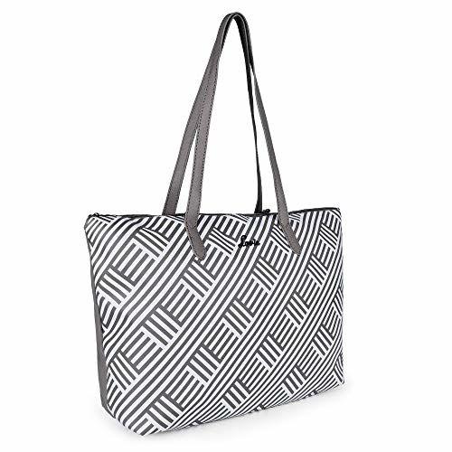 Lavie Adore Women's Tote Bag (Grey)