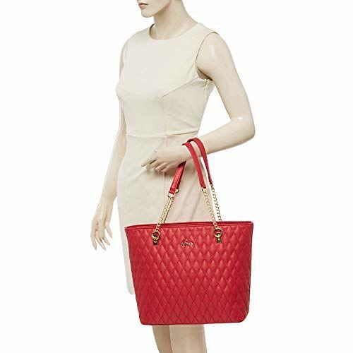 Lavie Positive Women's Tote Bag (Red)