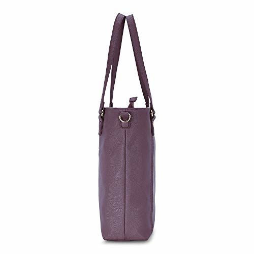 Lavie Smile Women's Tote Bag (Purple)