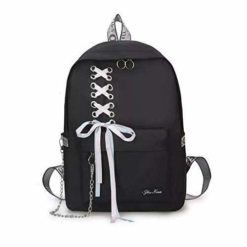 Diving Deep Preppy Style Fashion Waterproof Backpack