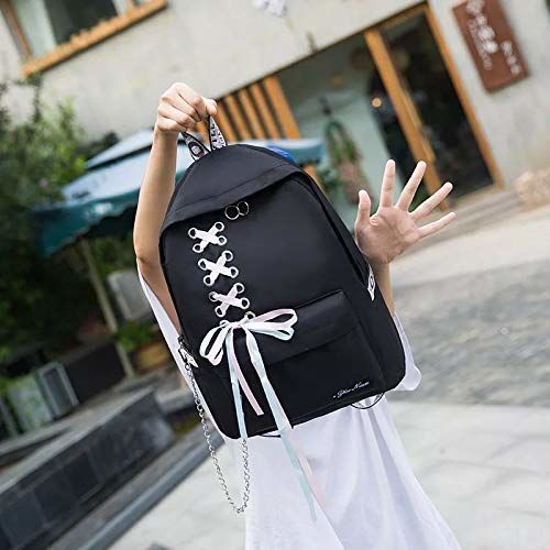 Diving Deep Preppy Style Fashion Waterproof Backpack