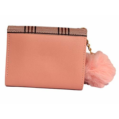 Generic Small Stylish Ladies Two FOLD Wallet