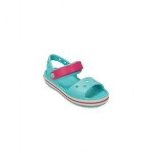 Crocs Blue & Pink Croslite Flats Shoes