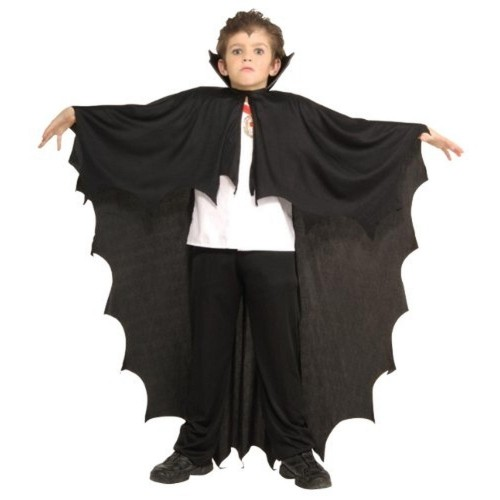 Rubie's Black Cape Costume For Boy