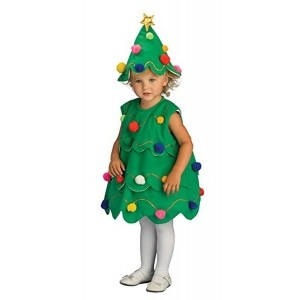 Rubie's Green Tree Toddler Costume