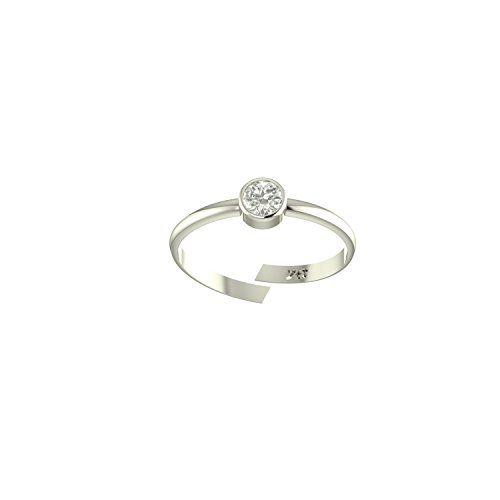 Silvoria 925 Sterling Silver Toe Rings (Leg Finger Rings) For Women