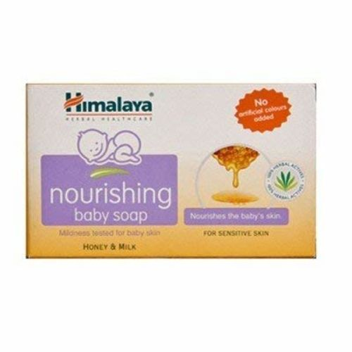 Himalaya Herbals Baby Soap (Honey & Milk) (75G) (Pack Of 3)