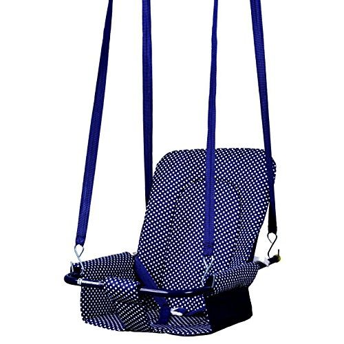 Mothertouch 2-In-1 Swing, Dot (Multicolor)