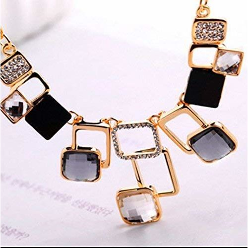 MODA ACCESSORIES Choker Necklace for Women and Girls (Multicolour)