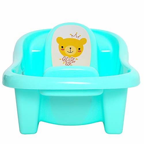 Baybee Amdia Bath tub Newborn to 18 Month - (Lite Green)