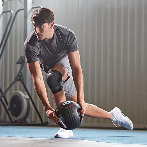 Adidas Knee Support (Medium, Black)