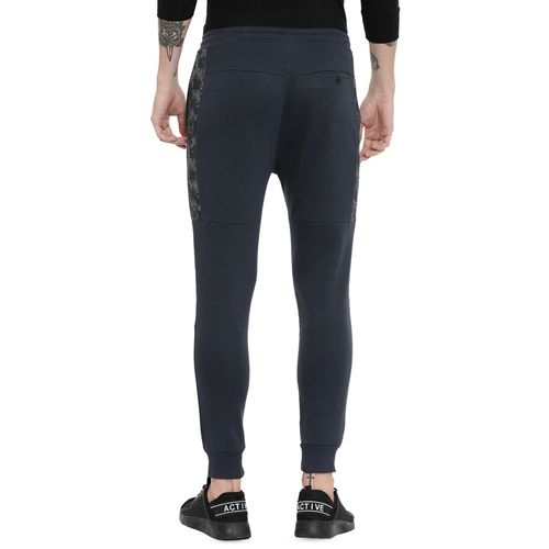 PROLINE grey side taped joggers
