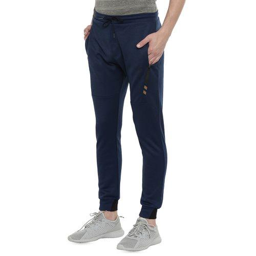 PROLINE navy blue solid jogger
