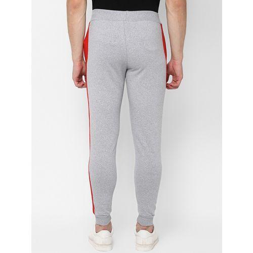 Urbano Fashion grey side taped jogger