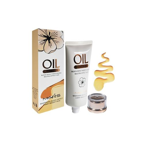 mars oil control foundation-f403-02 with skin whitening cream20ml