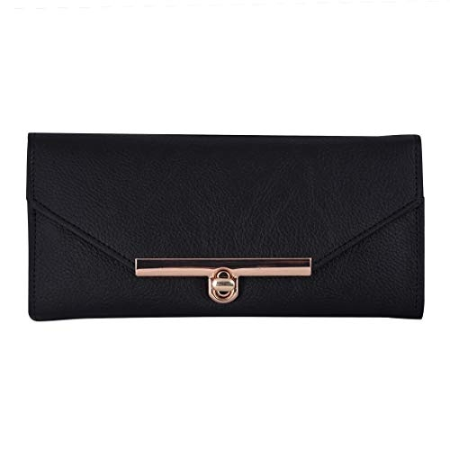 Generic Black Leather Wallet