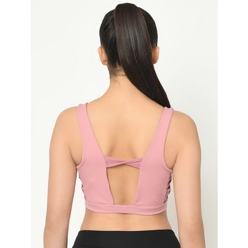 Da Intimo styled back sports bra