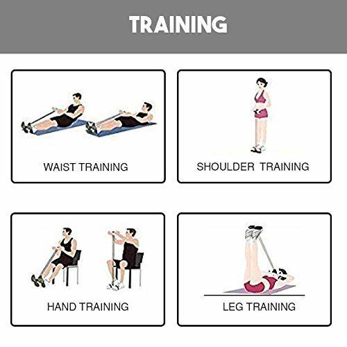 MCP Double Spring Waist Trimmer-Abs Exerciser-Body Toner-Fat Buster- Multipurpose Fitness Equipment For Men And Women