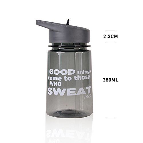 Fitkit Titan Sports Bottle 380ml