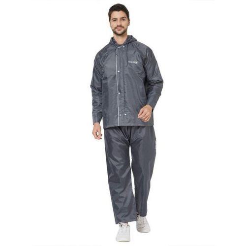 ZEEL Solid Men & Women Raincoat