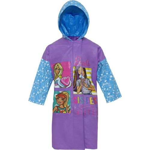 ZEEL Graphic Print Girls Raincoat