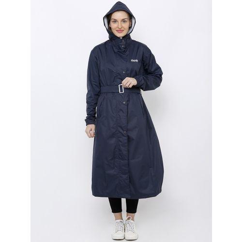 ZEEL Solid Women Raincoat