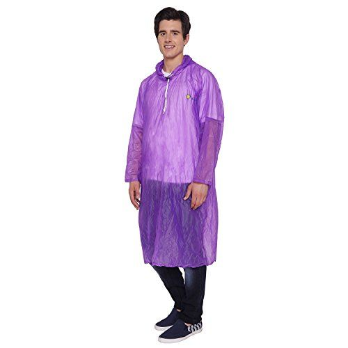 ZEEL RainTop Rainwear Unisex Ponchos (Mens)