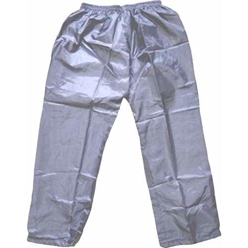 ZEEL Men's Reversible Rainsuit (Grey; XL)