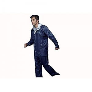 Zeel JS201 Reversible Raincoat (RainSuit) for Men
