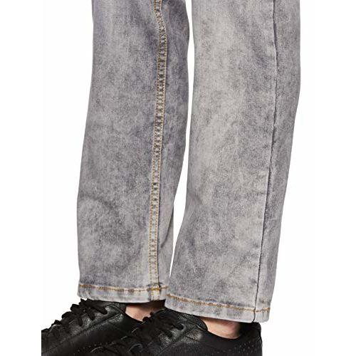Diverse Men's Skinny Fit Jeans (DCMDT03KC19L31-572_Indigo_34)