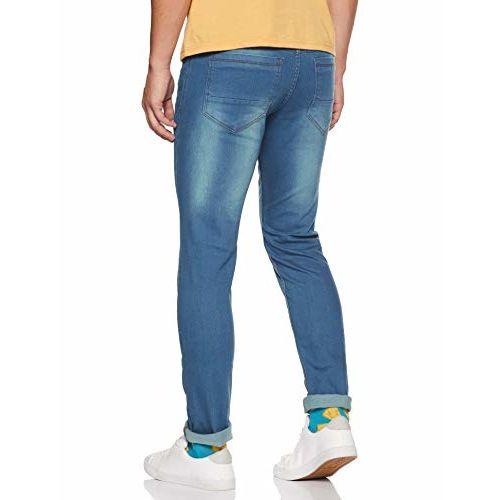 Diverse Men's Skinny Fit Jeans (DCMDT03KC24L31-562E_Indigo_30)