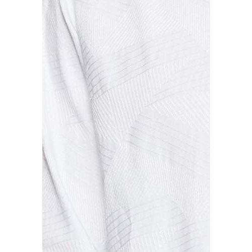 Diverse Men's Printed Slim fit Casual Shirt (DCMCF20SC19L31-3113A_ White L)