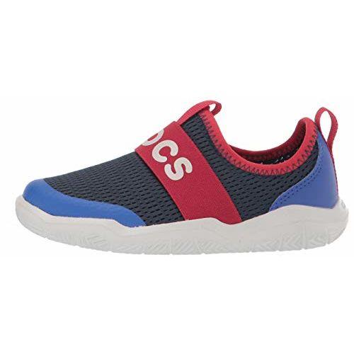 crocs Unisex Kid's Navy/Pepper Sneakers-12 UK (29.5 EU) (12 US) (205362-4CC)