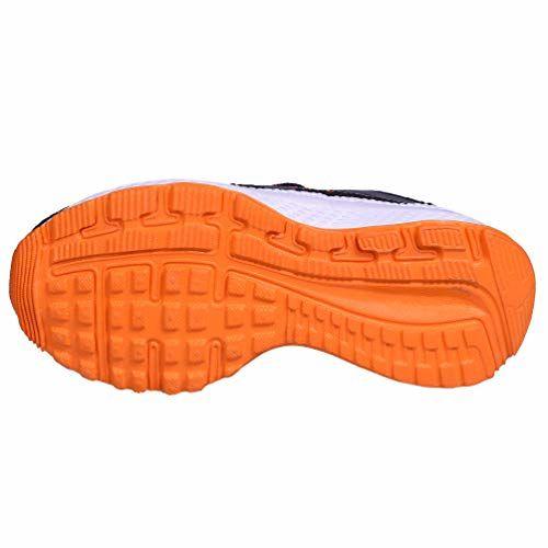 DAYZ Boy's KSJ-53 Blue Org 12 Green Shoes (Running Dgrey-Yellow_5)