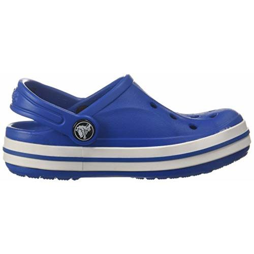 crocs Unisex Kid's Bright Cobalt Clogs-C8 (205100-4JL)