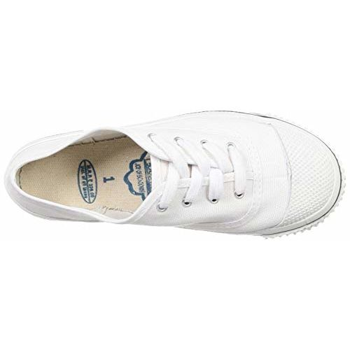 PARAGON Kid's White School Shoes