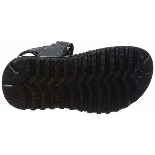 VKC Pride Boy's Grey Outdoor Sandals-12 UK (30 EU) (12 Kids US) (2000030612GRY)