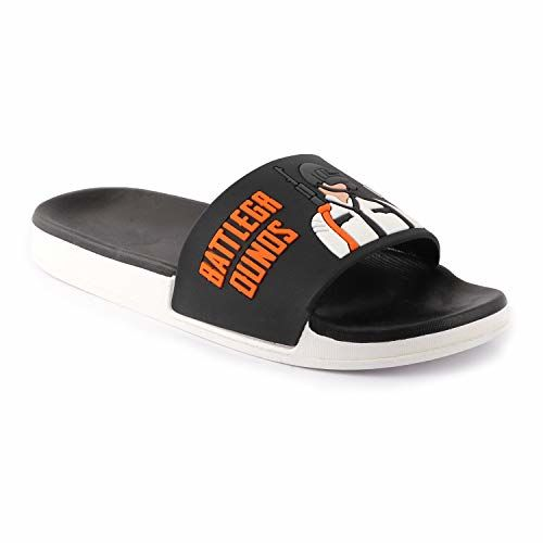 Do Bhai Boy's Black Flip-Flop - 7 UK