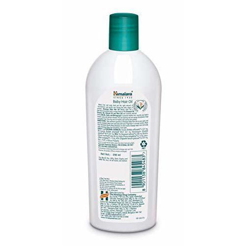 Himalaya Baby Hair Oil 200 ml