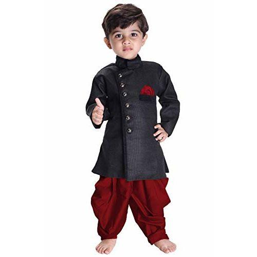 Vastramay Baap Beta Sherwani Suit